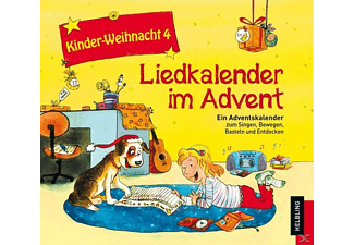 VARIOUS - Liedkalender Im Advent - (CD)
