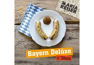Maria Reiser - Bayern Delüxes Album - (CD)