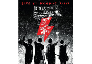 5 Seconds Of Summer - How Did We End Up Here? Live At Wembley Arena - (Blu-ray)