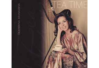 Ekaterina Afanasieva - Tea Time - (CD)