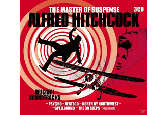 Hitchcock Alfred - The Master Of Suspense-Original [CD]