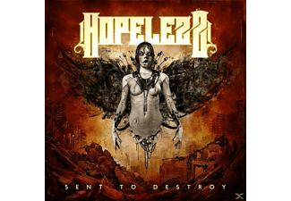 Hopelezz - Sent To Destroy - (CD)
