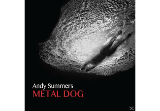 Andy Summers - METAL DOG [CD]