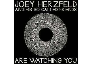 Joey And His So Called Friends Herzfeld - ARE YOU WATCHING (+DOWNLOAD) - (Vinyl)