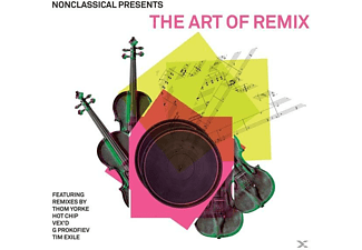 VARIOUS - THE ART OF REMIX - (CD)