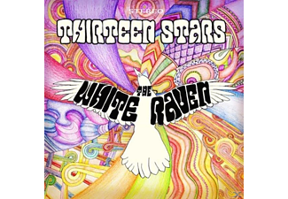 Thirteen Stars - THE WHITE RAVEN [CD]