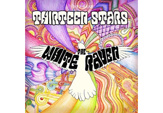 Thirteen Stars - THE WHITE RAVEN - (CD)