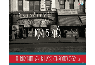 V. A. - A RHYTHM & BLUES CHRONOLOGY 1945-46 - (CD)