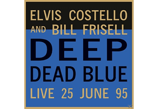 Elvis Costello - DEEP DEAD BLUE - LIVE AT MELTDOWN - (Vinyl)