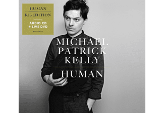Michael Patrick Kelly - Human - (CD)