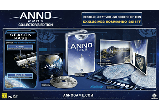 Anno 2205 (Collector's Edition) [PC]
