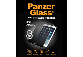PANZERGLASS Privacy, 9.7 Zoll, iPad Air/2, Transparent