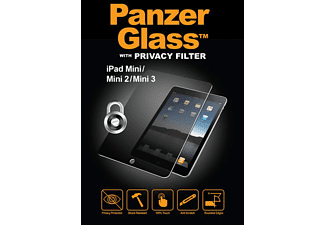 PANZERGLASS Privacy, 7.9 Zoll, iPad mini/2/3, Transparent