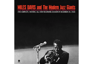 Miles Davis - And The Modern Jazz Giants  (L - (Vinyl)
