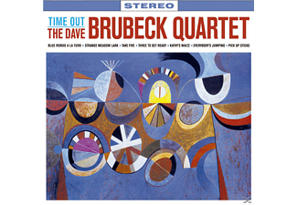 The Dave Brubeck Quartet - Time Out (Ltd.Edition 180gr Vinyl) [Vinyl]