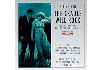 Chorus & Orchestra Of The New York City Opera - The Cradle Will Rock [CD]
