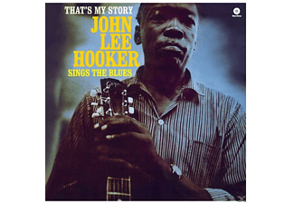 John Lee Hooker - That's My Story+2 Bonus Track - (Vinyl)