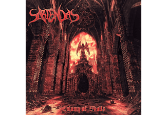 Sabiendas - Column Of Skulls - (CD)