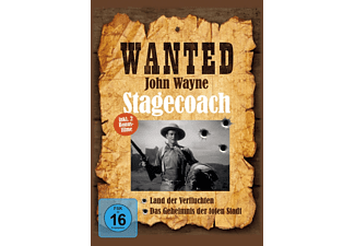 Wanted John Wayne [DVD]