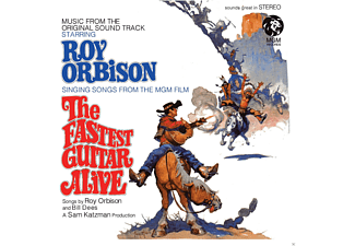 Roy Orbison - The Fastest Guitar Alive (2015 Remastered) - (Vinyl)