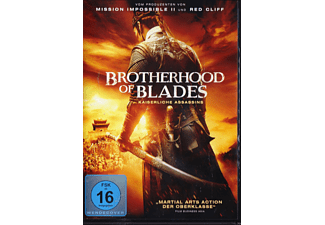Brotherhood Of Blades [DVD]