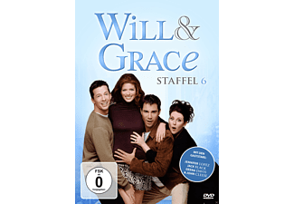 Will & Grace - Staffel 6 - (DVD)