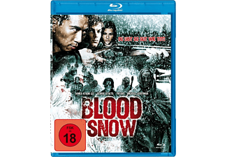 Blood Snow-Du bist so gut wie tot! - (Blu-ray)