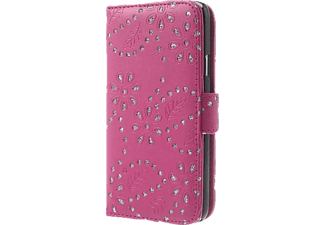 AGM 25726 Bookcover Apple iPhone 6 Plus Kunstleder Pink