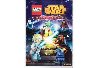 LEGO STAR WARS: THE NEW YODA CHRONICLES: Vol. 1 DVD