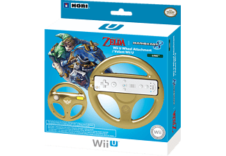 hori wiu 086u wii u mario kart 8 lenkrad link nintendo. Black Bedroom Furniture Sets. Home Design Ideas