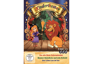 Kindertheater-Puppenspiel - (DVD)