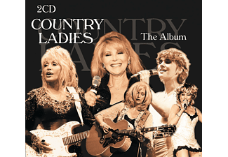 VARIOUS - Country Ladies-The Album - (CD)