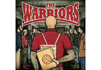 The Warriors - Operation Oi! - (CD)