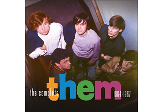 Them - Complete Them (1964-1967) - (CD)