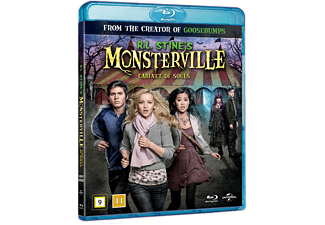 Monsterville: Cabinet Of Souls Familj Blu-ray