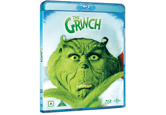 Grinch, The 15th AE Familj Blu-ray
