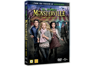 Monsterville: Cabinet Of Souls Familj DVD