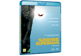 Sunshine Superman Dokumentär Blu-ray