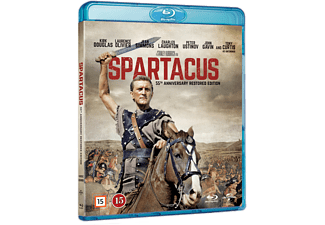 Spartacus Action Blu-ray