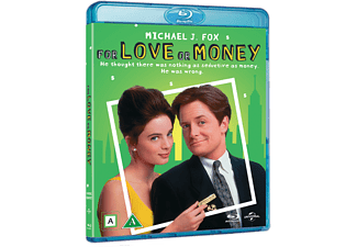 For Love Or Money Komedi Blu-ray