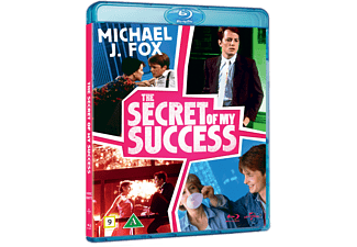 The Secret Of My Success Blu-ray