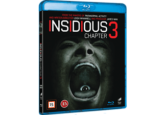 Insidious: Chapter 3 Skräck Blu-ray