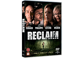 Reclaim Thriller DVD
