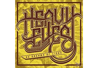 Heavy Eyes - He Dreams Of Lions (Yellow Colored Vinyl) [Vinyl]
