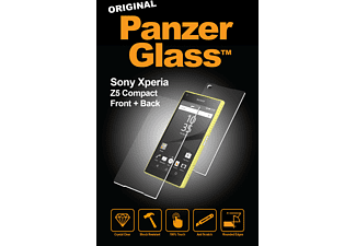 PANZERGLASS 1609 Standard - Front + Back, Display Schutzglas, Transparent