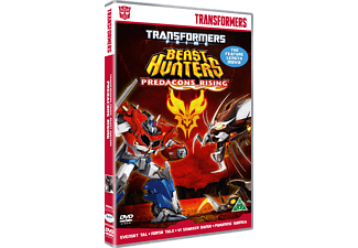 Transformers Prime: Predacons Rising Animation / Tecknat DVD
