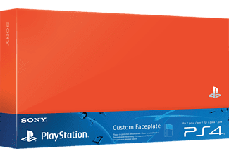 SONY HDD Cover Neon Orange