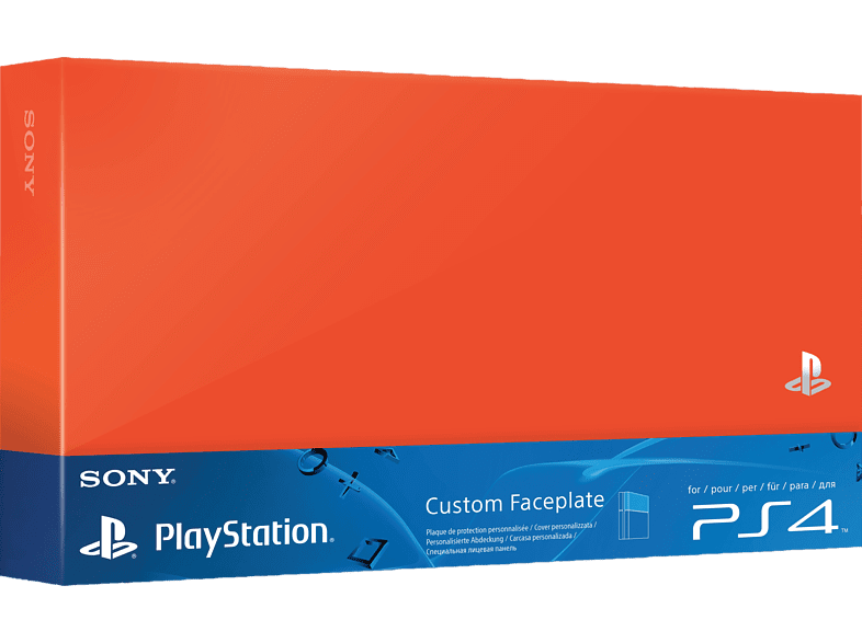 SONY HDD Cover Neon Orange  gaming   offline sony ps4 αξεσουάρ ps4