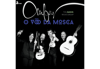 The Ambar Music Group - O Voo Da Mosca - (CD)