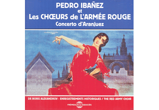 Pedro Ibanez And Red Army Choir - Concerto D'aranjuez - (CD)